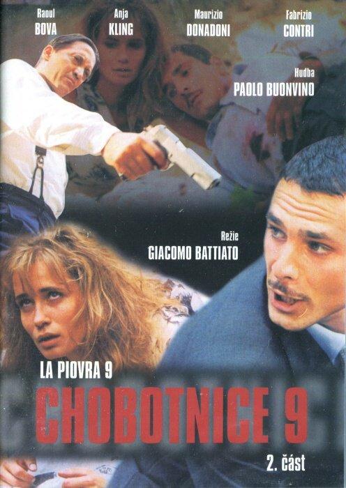 Chobotnice 9 - 2. část (DVD)