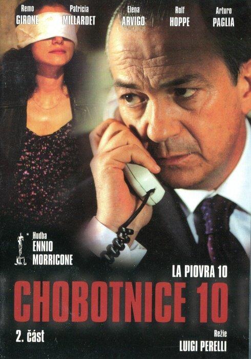 Chobotnice 10 - 2. část (DVD)