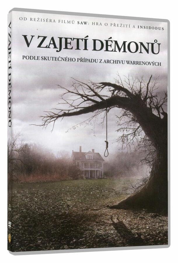 V zajetí démonů (DVD)