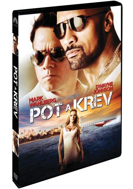 Pot a krev (DVD)