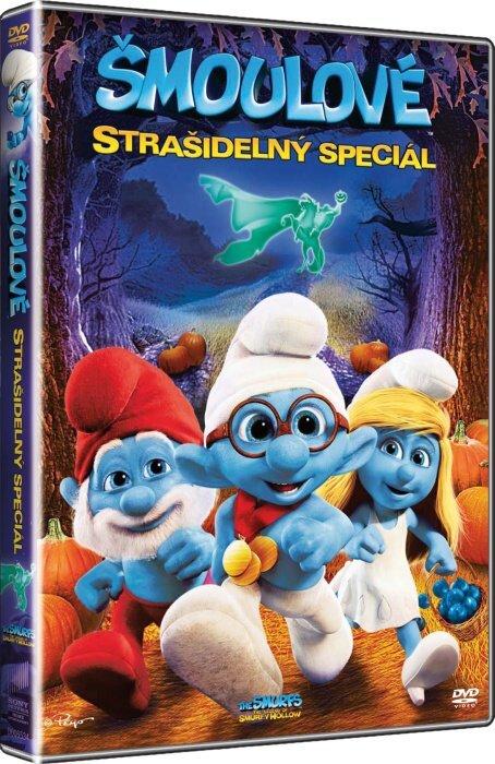 Šmoulové: Strašidelný speciál (DVD) - krátký film