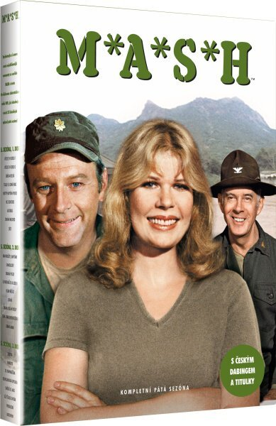 MASH - 5. sezóna (3 DVD)