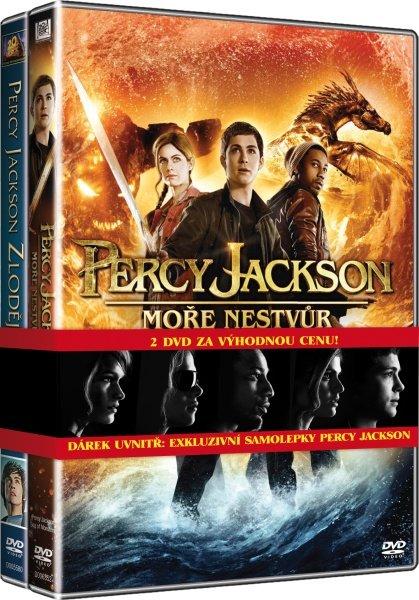 Percy Jackson 1+2 - kolekce (2xDVD)