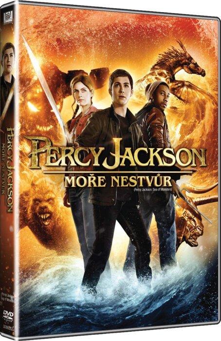 Percy Jackson: Moře Nestvůr (DVD)
