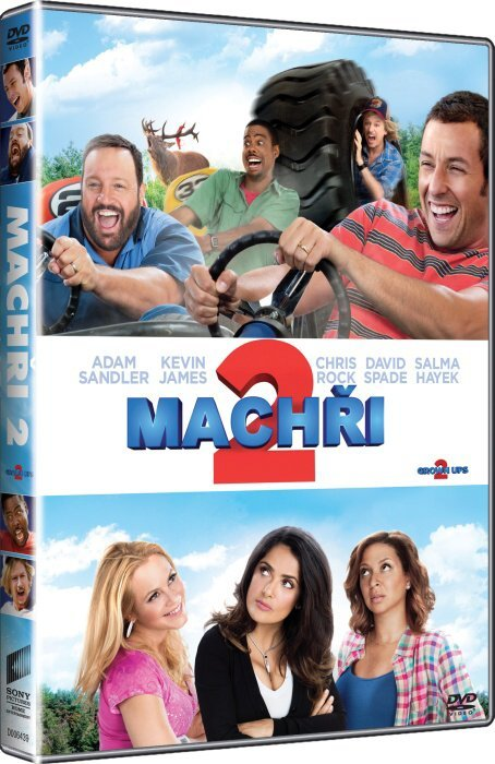 Machři 2 (DVD)