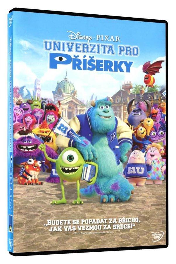 Univerzita pro příšerky (DVD)