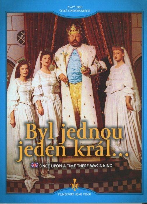 Byl jednou jeden král (DVD) - digipack