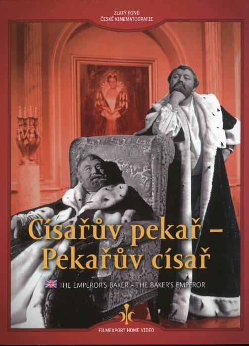 Císařův pekař - Pekařův císař (DVD) - digipack