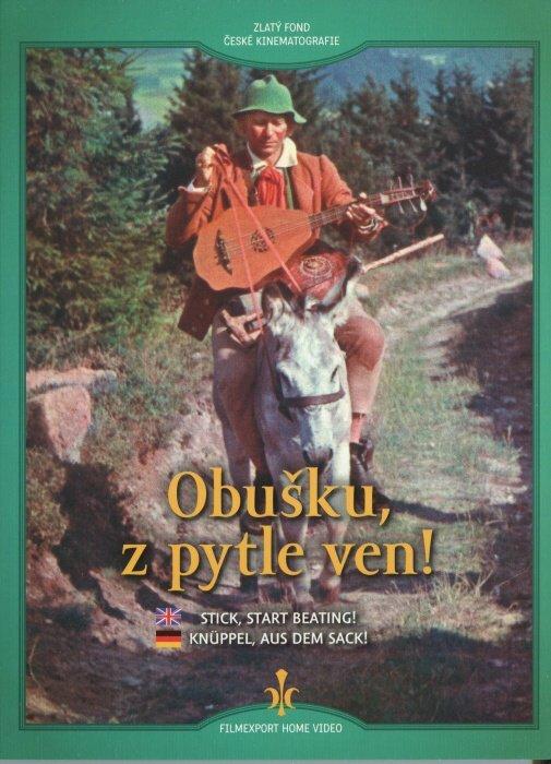 Obušku z pytle ven (DVD) - digipack