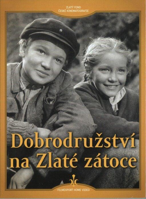 Dobrodružství na Zlaté zátoce (DVD) - digipack