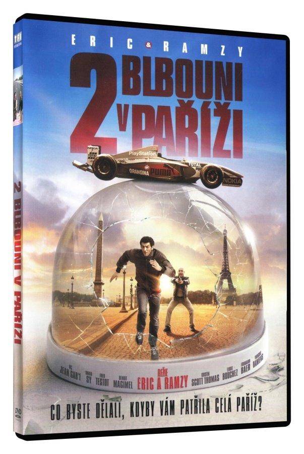 2 blbouni v Paříži (DVD)