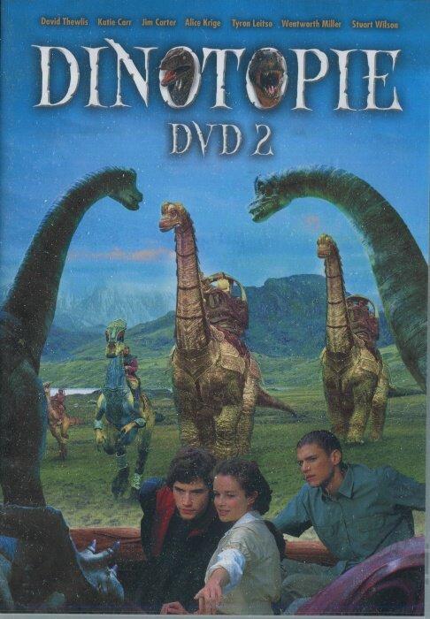 Dinotopie - DVD 2 - tv seriál