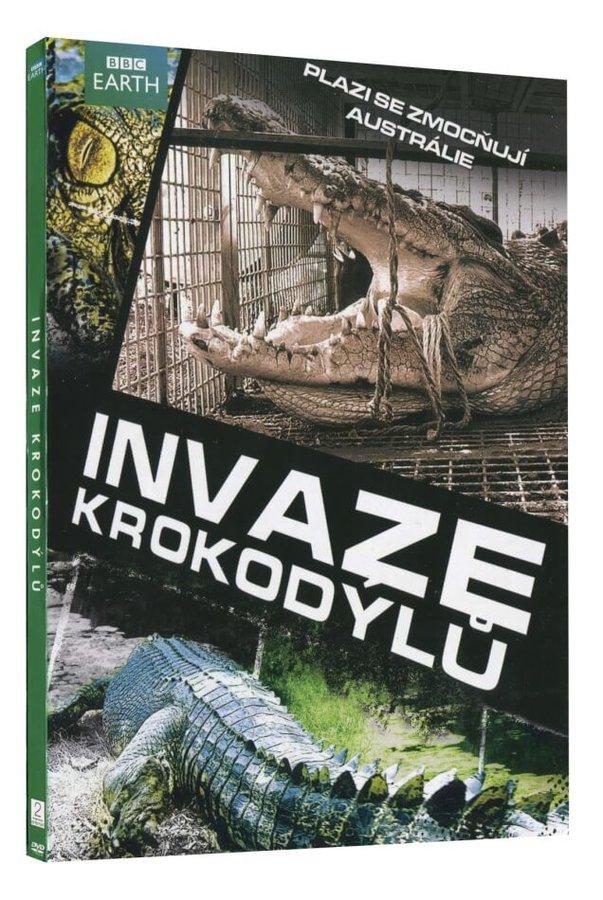 Invaze krokodýlů (DVD) - BBC