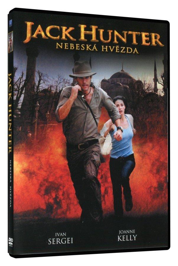 Jack Hunter - Nebeská hvězda (DVD)