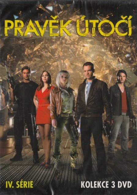 Pravěk útočí - 4. série komplet - 3 DVD