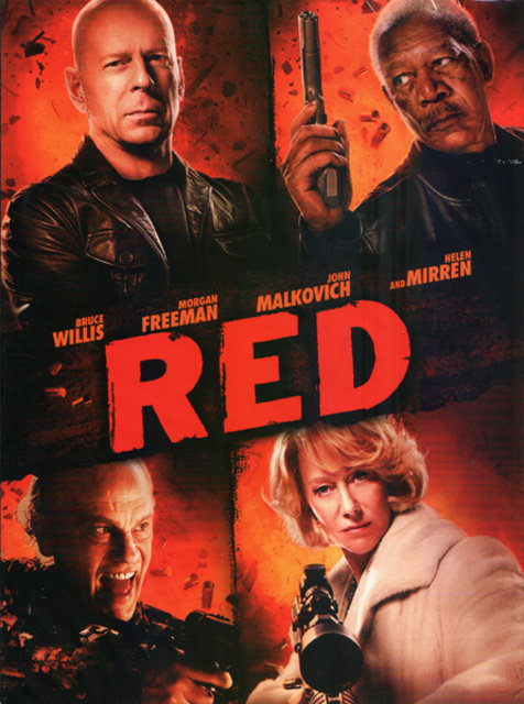 RED (Bruce Willis) (DVD)