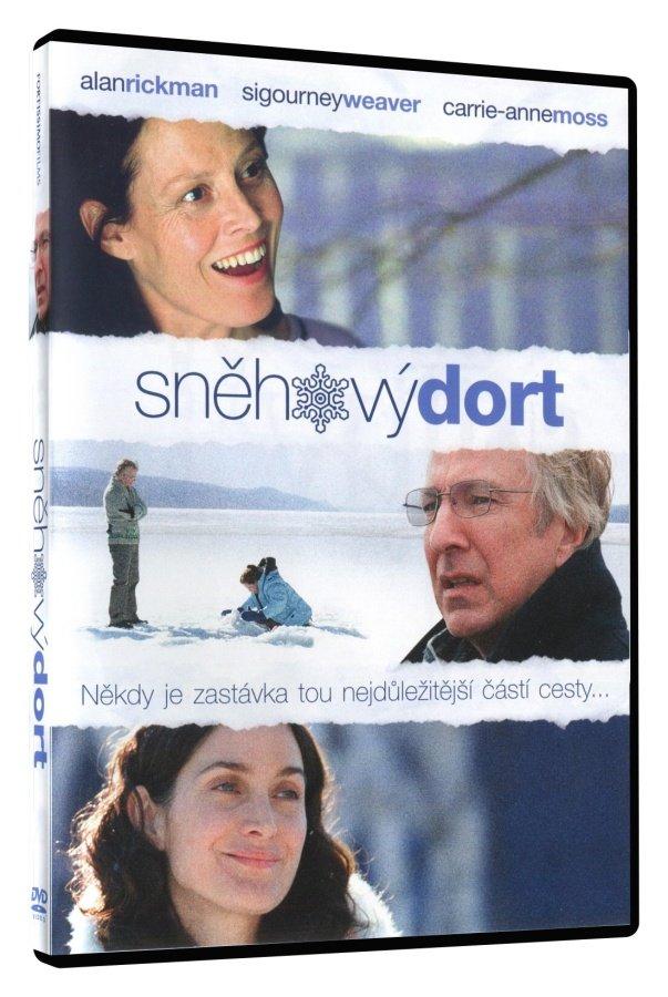Sněhový dort (DVD) - edice Film X