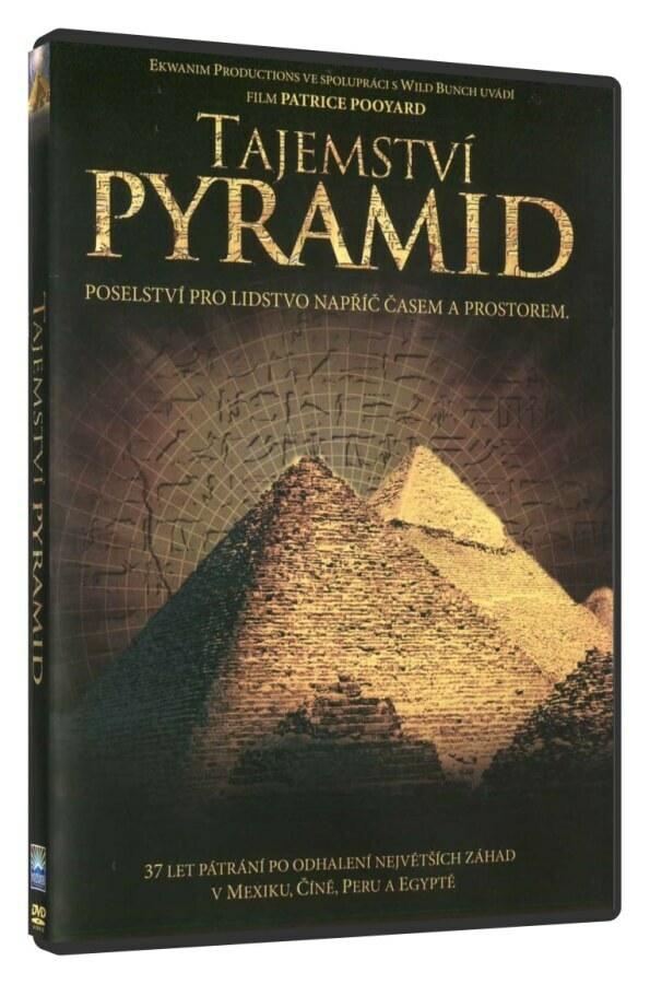 Tajemství pyramid (DVD) - dokumentární film