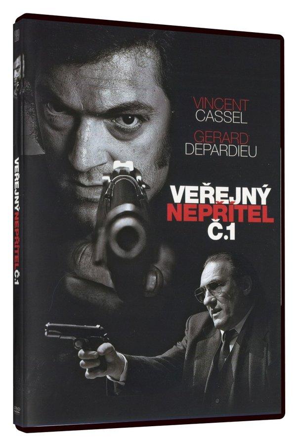 Veřejný nepřítel č. 1 (DVD)