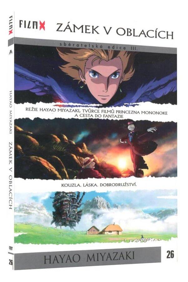 Zámek v oblacích (DVD) - edice Film X