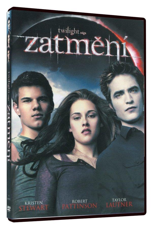 Zatmění: Twilight sága - 1xDVD
