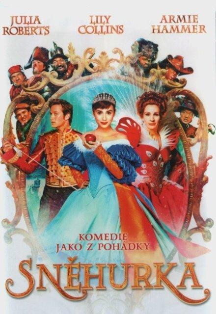 Sněhurka (Julia Roberts) (DVD)