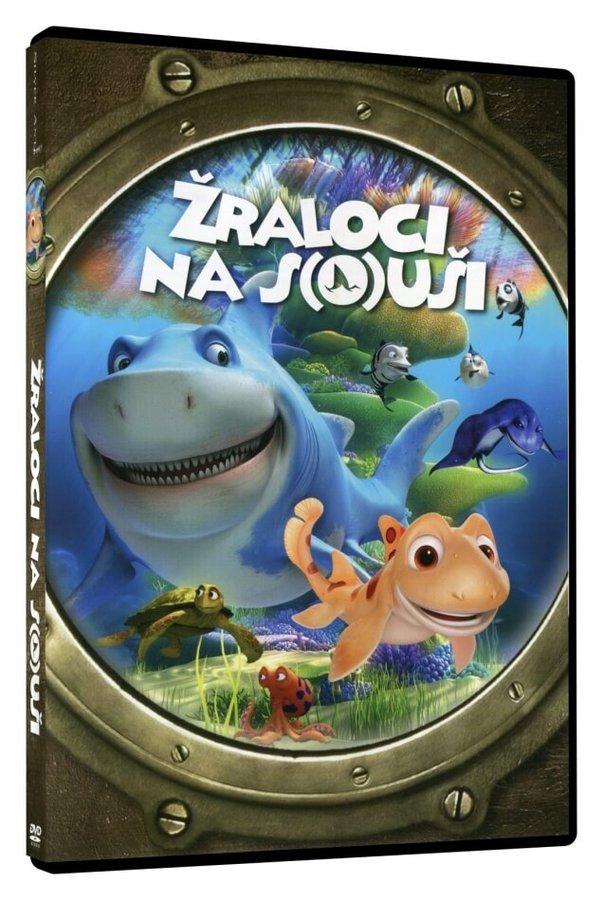 Žraloci na souši (DVD)