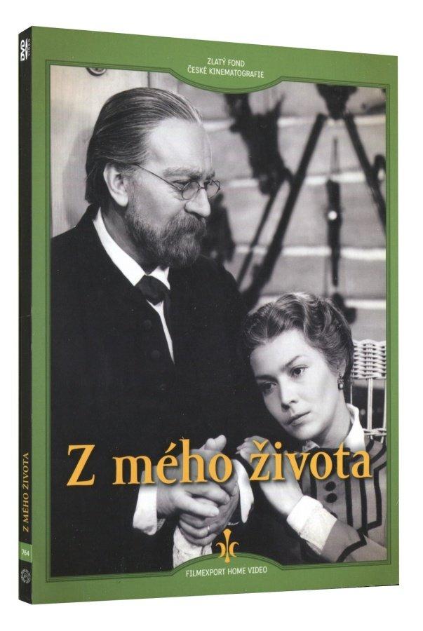 Z mého života (DVD) - digipack