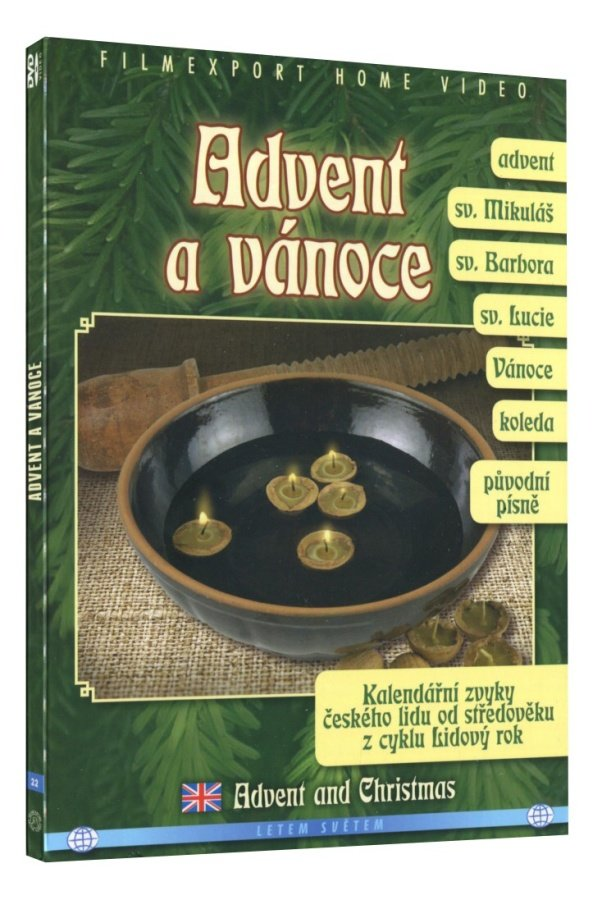 Advent a vánoce (DVD)