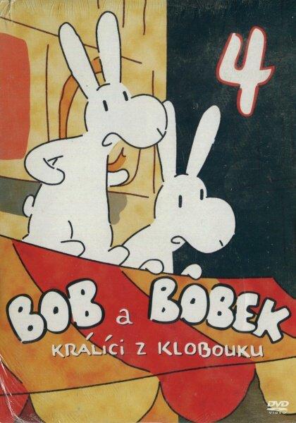 Bob a Bobek 4 (DVD) (papírový obal)