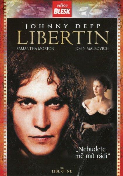 Libertin (DVD) (papírový obal)