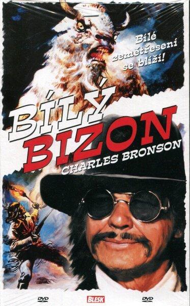Bílý bizon (DVD) (papírový obal)