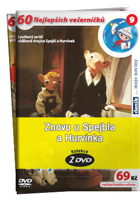 Znovu u Spejbla - kolekce (2 DVD) (papírový obal)