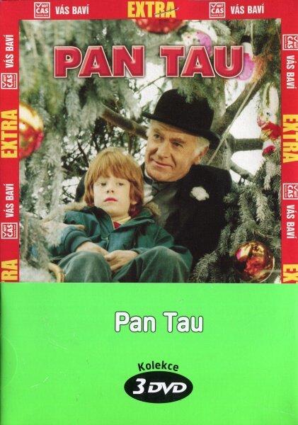 Pan Tau 1-3 - kolekce (3DVD) (papírový obal)