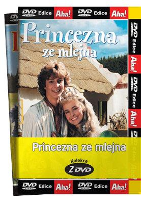 Princezna ze mlejna - kolekce (2xDVD) (papírový obal)