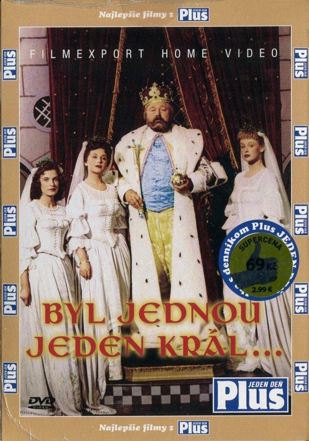 Byl jednou jeden král (DVD) (papírový obal)