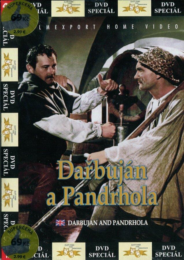 Dařbuján a Pandrhola (DVD) (papírový obal)