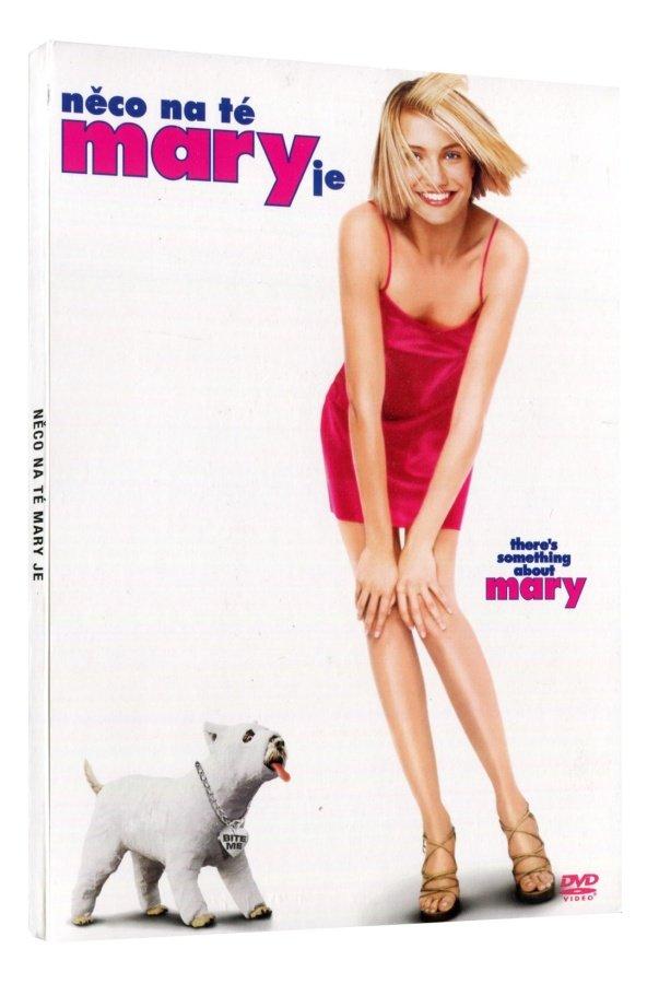 Něco na té Mary je (DVD)