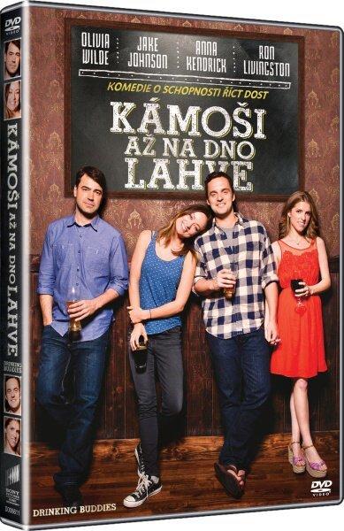 Kámoši až na dno lahve (DVD)