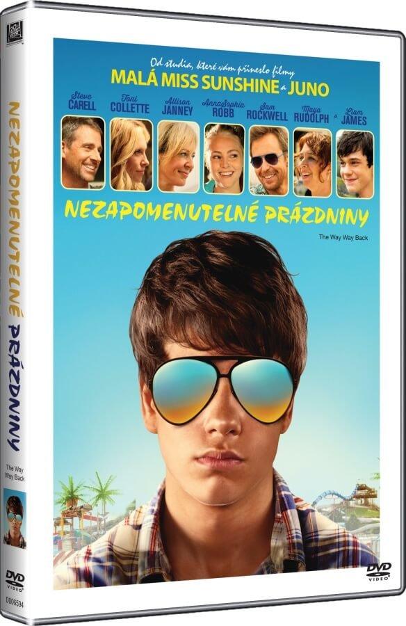 Nezapomenutelné prázdniny (DVD)