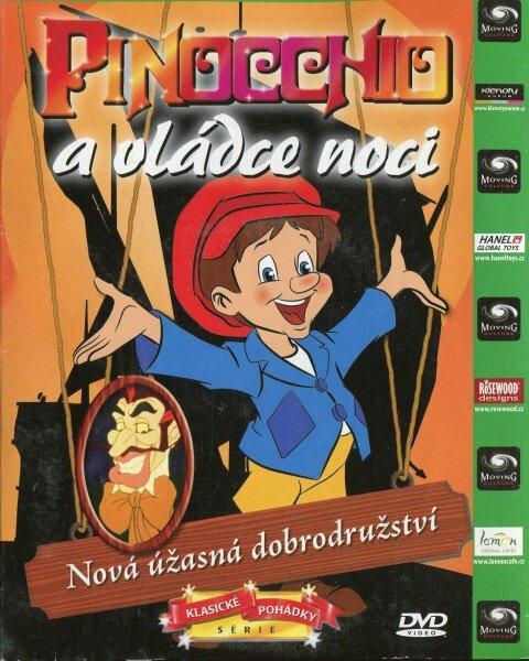 Pinocchio a vládce noci (DVD) (papírový obal)