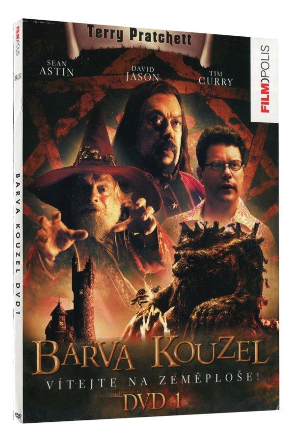 Barva kouzel (Terry Pratchett) - DVD 1