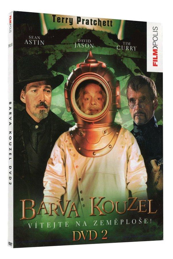 Barva kouzel (Terry Pratchett) - DVD 2
