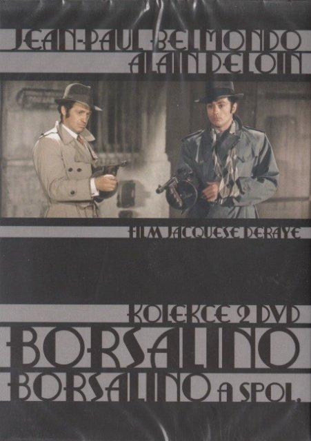 Borsalino - kolekce - 2xDVD