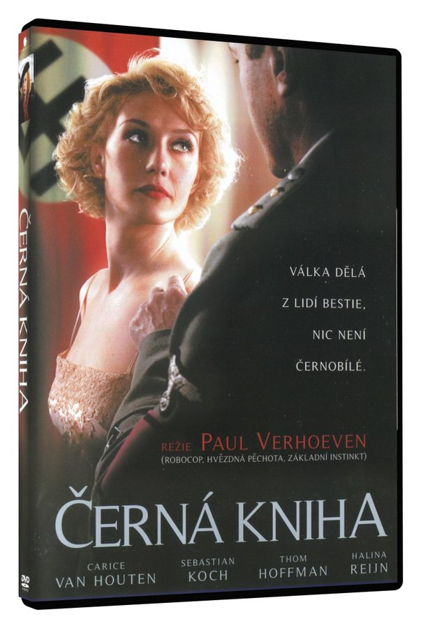 Černá kniha (DVD)