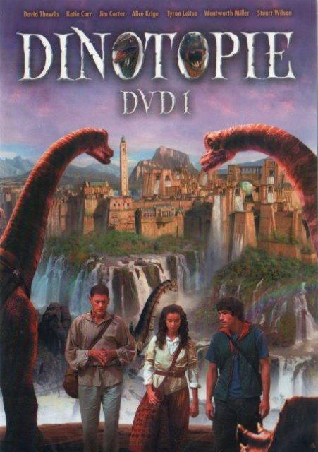 Dinotopie - DVD 1 - tv seriál