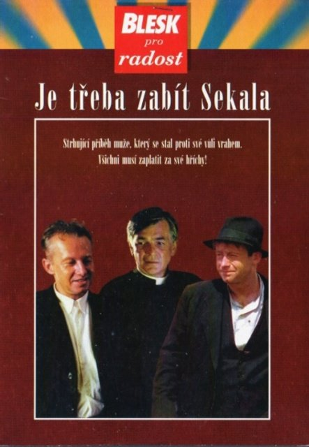 Je třeba zabít Sekala (DVD) (papírový obal)