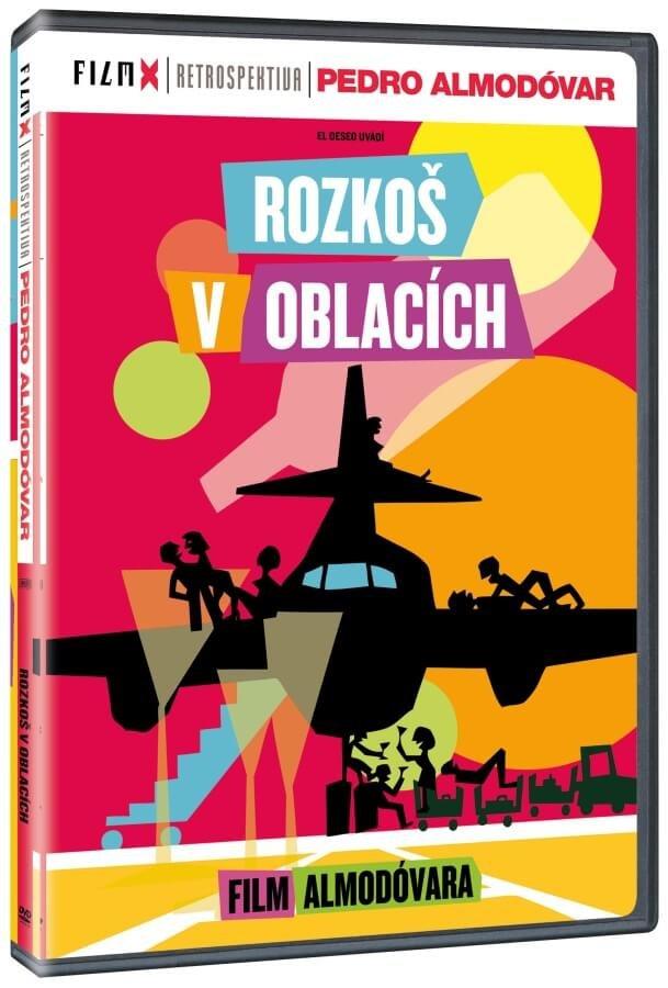 Rozkoš v oblacích (DVD) - edice Film X