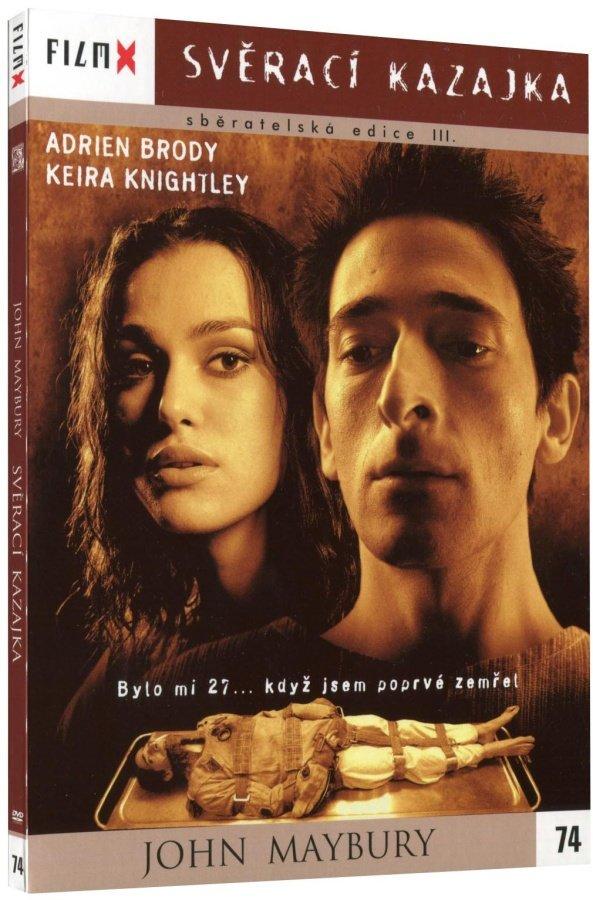 Svěrací kazajka (DVD) - edice Film X