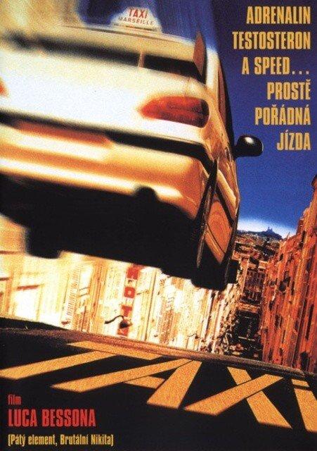 Taxi (1997) (DVD) - FRA verze